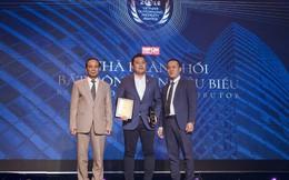 """DKRA Vietnam năm thứ 2 liên tiếp được vinh danh """"Nhà phân phối bất động sản tiêu biểu"""""""