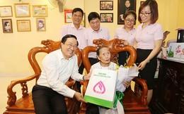 Lãnh đạo Ngân hàng CSXH thăm hỏi, tri ân các Mẹ Việt Nam Anh hùng