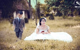 Đám cưới 'Bạch Tuyết và chú lùn' ở Thanh Hóa