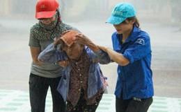 Đảm bảo an toàn cho người già, phụ nữ, trẻ em trong bão