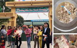 Trường mầm non bị tố dùng thịt thối: Phụ huynh hoang mang với chất lượng ăn bán trú