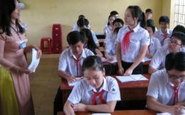 Dự kiến bỏ cộng điểm ưu tiên cho thí sinh thi vào lớp 10