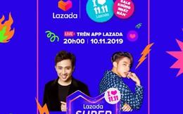 Khởi động Lễ hội Mua sắm lớn nhất năm của Lazada – 11.11