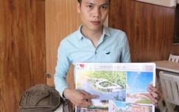 Mô hình nhà tạm lánh cho phụ nữ của chàng sinh viên kiến trúc