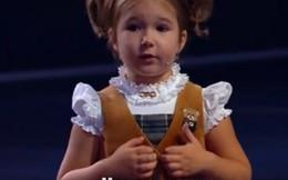 Cô bé 4 tuổi nói lưu loát 7 thứ tiếng