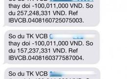 Vietcombank thay đổi quy định kích hoạt Smart OTP sau sự cố mất tiền
