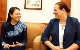 Diễn đàn phụ nữ Việt - Nga gợi mở cơ hội hợp tác nhiều mặt