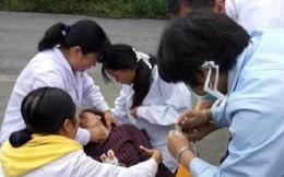 Tiếng khóc con trẻ cứu sống cả gia đình trong vụ lở đất