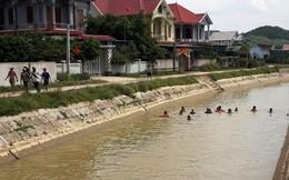 Cụ bà 84 tuổi ở Nghệ An bị trượt chân xuống bờ kênh tử vong