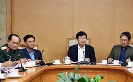 Phó Thủ tướng Trịnh Đình Dũng chủ trì cuộc họp về chuẩn bị đầu tư sân bay Long Thành