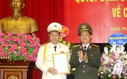 2 Phó Giám đốc Công an tỉnh được bổ nhiệm làm Giám đốc