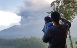 Nhóm du khách Việt Nam may mắn thoát khỏi núi lửa Agung