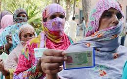 Phụ nữ Pakistan quyết vượt qua định kiến đi bầu cử