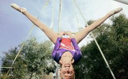 Nữ nghệ sĩ đu bay lớn tuổi nhất thế giới