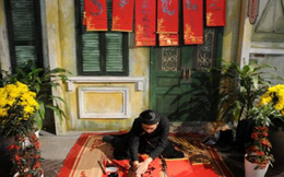 Hòa cùng không gian ấm áp của Tết Việt tại Hoàng Thành Thăng Long