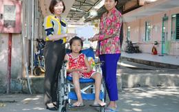 Quỹ Mottainai 'Trao yêu thương - Nhận hạnh phúc' hỗ trợ 2 trẻ bị tai nạn giao thông