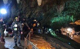 Tối nay, thành viên đầu tiên của đội bóng nhí Thái Lan có thể được đưa ra khỏi hang