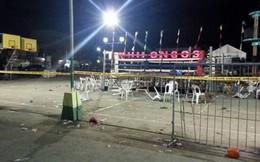 Vụ nổ tại công viên Philippines được xác định là đánh bom
