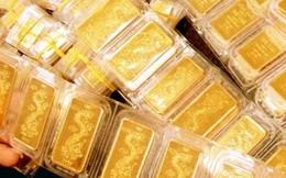 Cuối tuần giá vàng bật tăng lên 35,85 triệu đồng/lượng