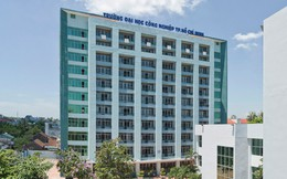 Rơi từ lầu cao, người phụ nữ chết trong trường ĐH Công nghiệp TPHCM