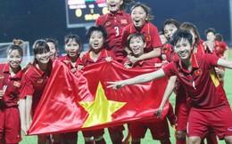 Kỳ vọng bóng đá nữ Việt Nam đạt thành tích cao nhất ở giải Đông Nam Á 2019