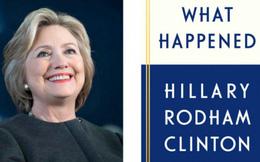 Giá vé dự buổi giới thiệu sách của bà Hillary lên tới 50 triệu đồng