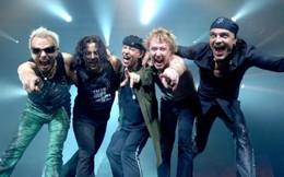 Scorpions đến Việt Nam biểu diễn trong Lễ hội Âm nhạc Quốc tế Gió mùa