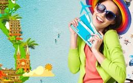 Thời điểm vàng săn vé máy bay giá rẻ đi du lịch hè 2018