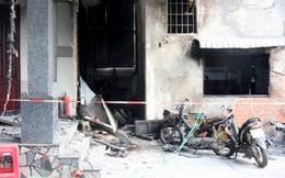 2 bố con tử vong trong vụ hỏa hoạn tại cửa hàng sửa chữa điện tử