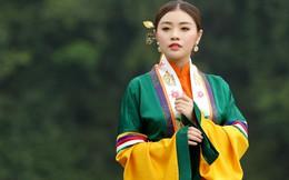 Sao Mai Thu Hằng tái hiện mối tình đơn phương của công chúa triều Nguyễn