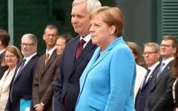 Nữ Thủ tướng Đức lại run rẩy kỳ lạ khi tiếp Thủ tướng Phần Lan