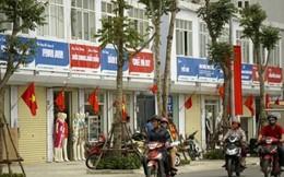 Dân mạng chê tuyến đường kiểu mẫu ở Hà Nội