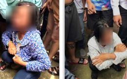 Hà Nội: Nghi là bắt cóc trẻ em, 2 phụ nữ bị dân vây đánh tả tơi