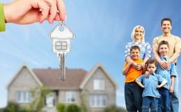 Những lợi ích phi vật chất của người có nhà riêng