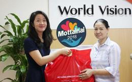 Tổ chức Tầm nhìn Thế giới ủng hộ Mottainai 5 thùng đồ