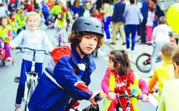 'Thành phố đáng sống' cho trẻ em tăng nhanh trên toàn cầu