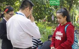 Nữ giảng viên đóng học phí giúp thí sinh đến xin bảo lưu kết quả