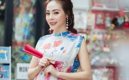 Từ Hạnh Vân gợi ý trang phục dạo phố mùa xuân
