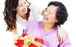 Món quà Tết đáng giá nhất con dâu tặng mẹ chồng