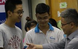 GS Ngô Bảo Châu từng mơ trở thành kỹ sư tin học