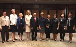 Australia hỗ trợ sáng kiến đầu tư cho phụ nữ châu Á - Thái Bình Dương