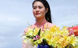 An Giang: Những đóa hoa và sắc màu thắm tình hữu nghị ở cửa khẩu Tịnh Biên