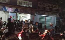 Thanh niên đâm bạn gái tử vong tại quán karaoke