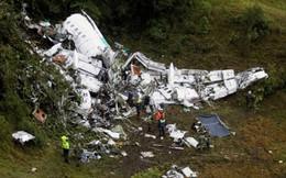 Tìm thấy 2 hộp đen của máy bay gặp nạn ở Colombia