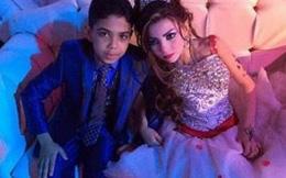 Ai Cập dậy sóng vì cuộc hứa hôn của bé trai 12 và bé gái 11