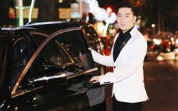 Vừa tậu xe 8 tỷ, Quang Hà tiếp tục mở tiệc cuối năm linh đình