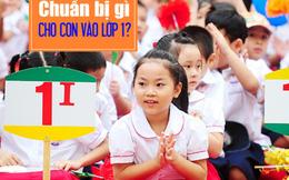 Phụ huynh cần nhớ các mốc thời gian tuyển sinh vào lớp 1 ở Hà Nội