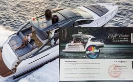 Mua voucher du thuyền sang trọng 8 triệu đồng với giá chỉ từ 500.000 đồng