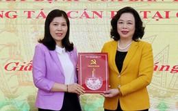 Chủ tịch Hội LHPN Hà Nội được chỉ định làm Bí thư Quận ủy Cầu Giấy