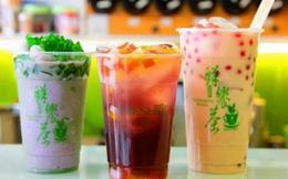 Bắt nửa tấnbột trà sữa, ô mai chợ Đồng Xuân không rõ nguồn gốc